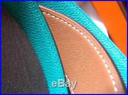 AUTHENTIC BELT HERMES 32mm REVERSIBLE WITH RARE BUCKLE IDEM GOLD PLATED 90cm NEW