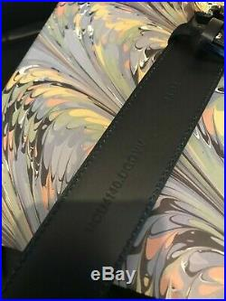 Brand New Versace Medusa Buckle Leather Belt Mens Size 105/W36 100% Authentic