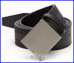 Burberry Horseferry Checklucius Buckle Belt