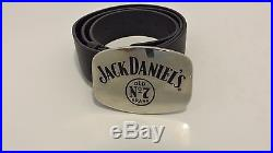 Jack Daniels With Or Without Snap On Belt UK DISPATCH Easy Returns