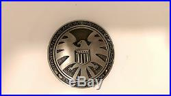 Marvel's Agents of SHIELD Belt Buckle With Or Without Optional Belt Buckle