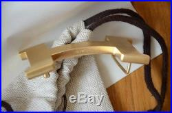 New Herme's 42mm Belt Buckle H Gold Only Buckle