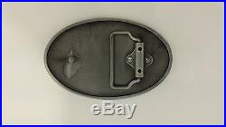 Triumph Belt Buckle With Or WIthout Snap On Belt UK DISPATCH